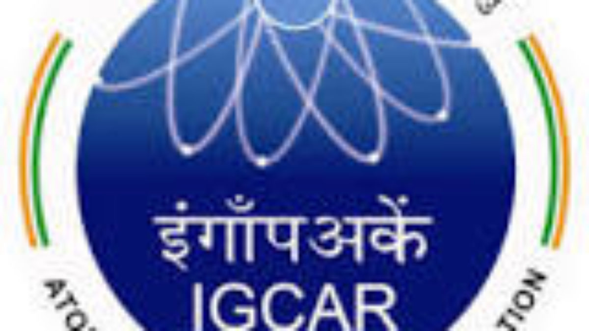 IGCAR Admit card 2021 announced For Group A and B Posts at igcar.gov.in