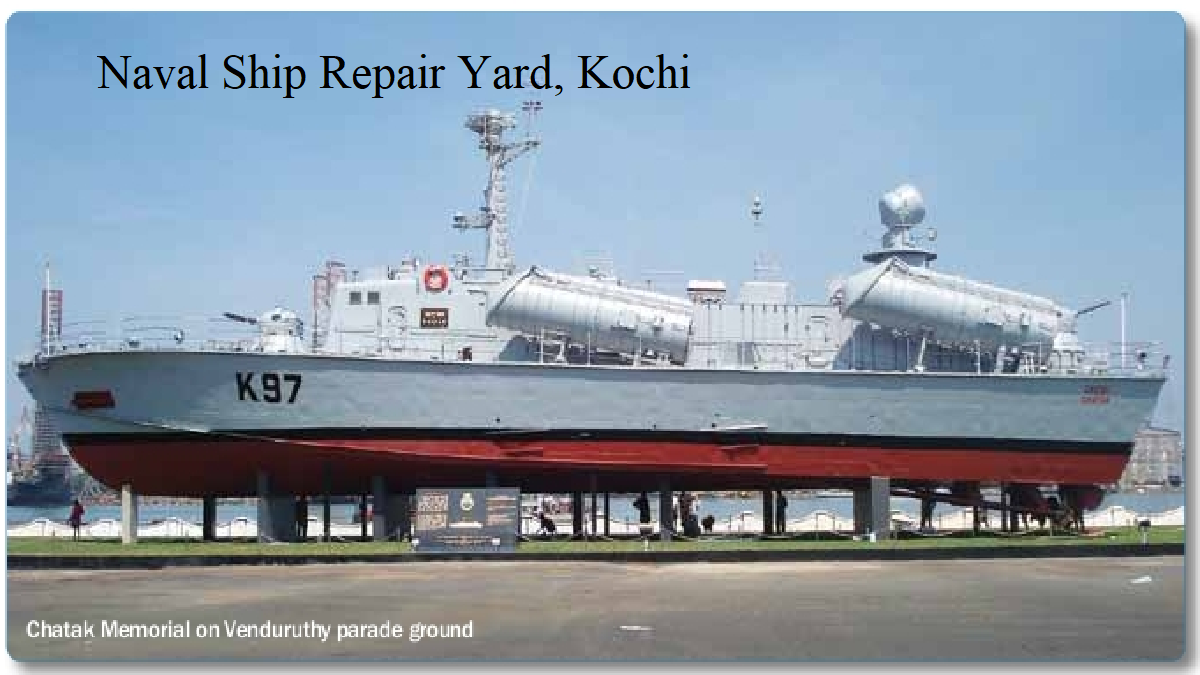 Naval Ship Repair yard Recruitment 2021 2022 Apply 302 Tradesman and Apprentice